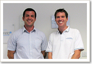 Mark and Paul Harrison Physiotherapists